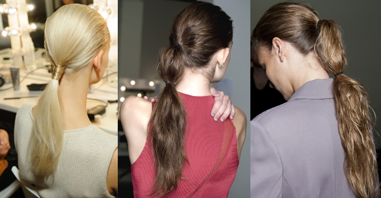 How To: The Ponytail